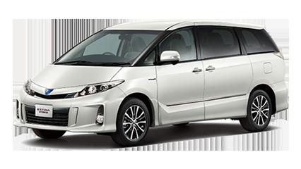 TOYOTA Estima Hybrid4WD